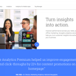 Use Google Analytics Design Responsive Websites