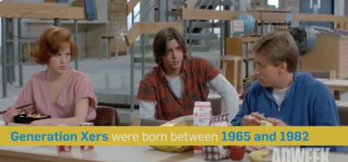 Generation X is Often Incorrectly Overlooked by Marketers
