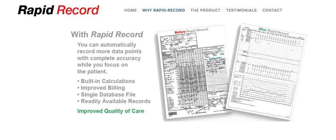 what is manual record keeping system